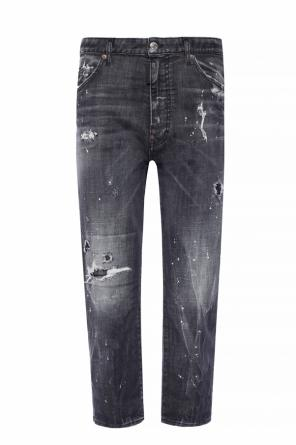 'dennis jean' distressed jeans od Dsquared2
