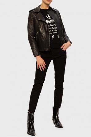 'jennifer cropped' jeans od Dsquared2