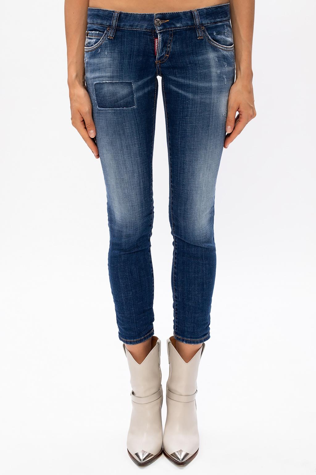 Dsquared2 'Pat Jean' jeans