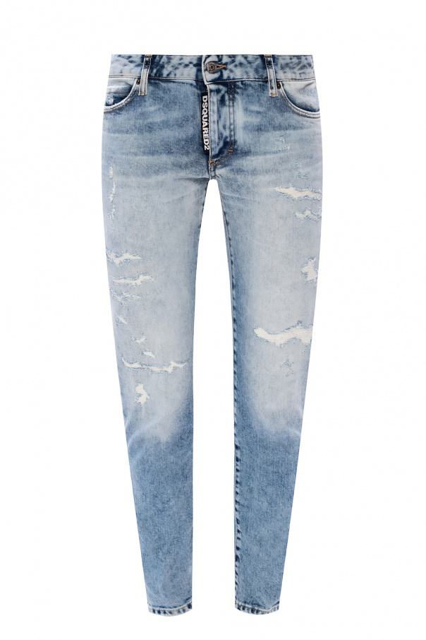 Dsquared2 'Jennifer Jean' jeans