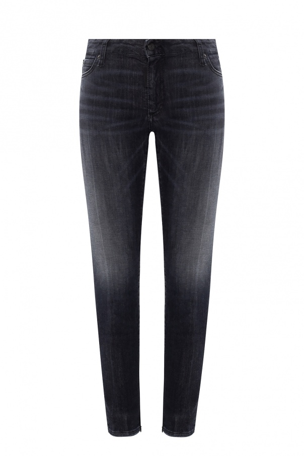 Dsquared2 'Twiggy Jean' jeans with logo