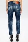 Dsquared2 'Jennifer Cropped Jean' jeans
