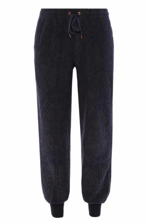Perforated sweatpants od See By Chloe