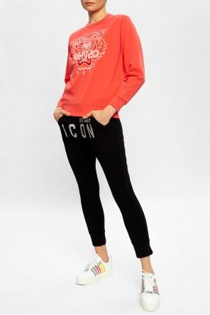 Spodnie dresowe z logo od Dsquared2