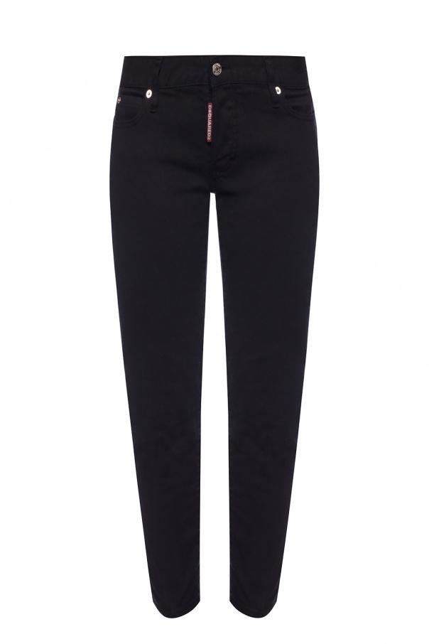 Dsquared2 'Jennifer Cropped Jean' jeans