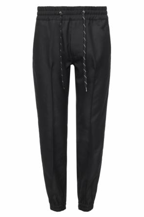 Trousers with elasticated cuffs od Marc Jacobs