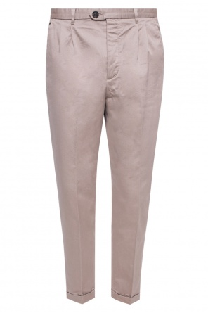 'salco chino' tapered leg trousers od AllSaints