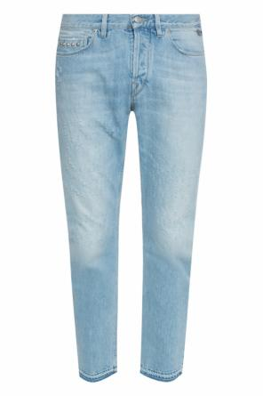 'dustin destroy' narrow leg jeans od Zadig & Voltaire