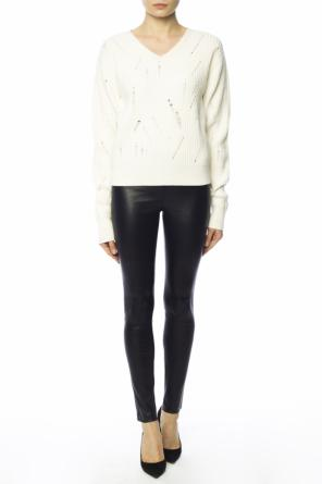 Tapered leg trousers od Zadig & Voltaire