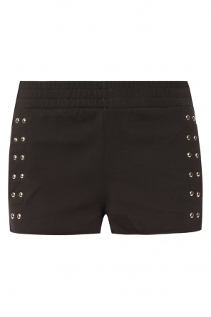 'jimmi jogger' raw edge shorts od AllSaints