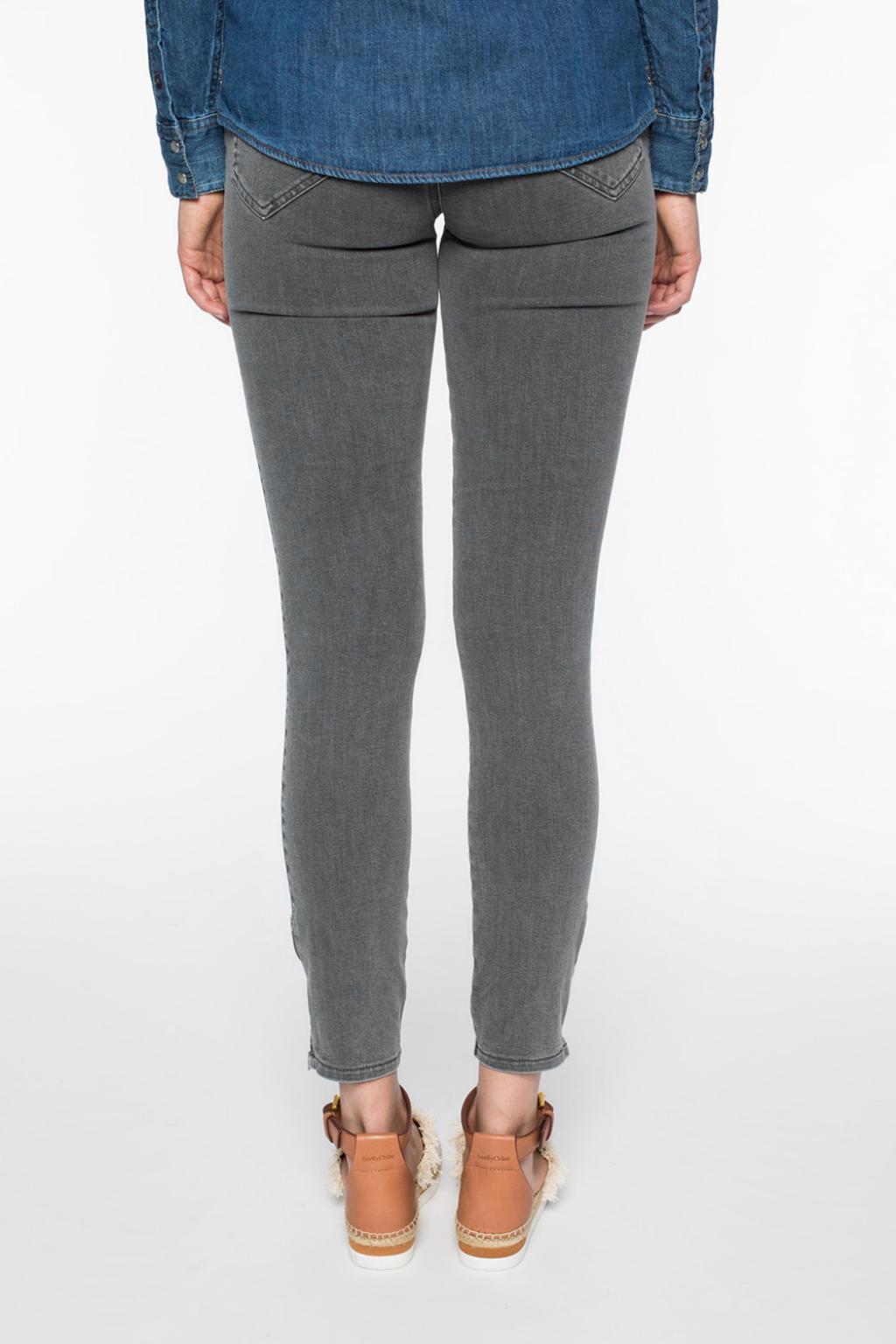 Diesel 'Skinzee-Zip' skinny jeans