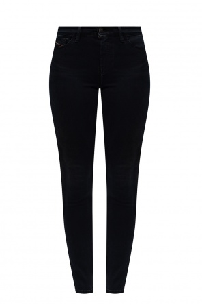 'slandy' super skinny jeans od Diesel