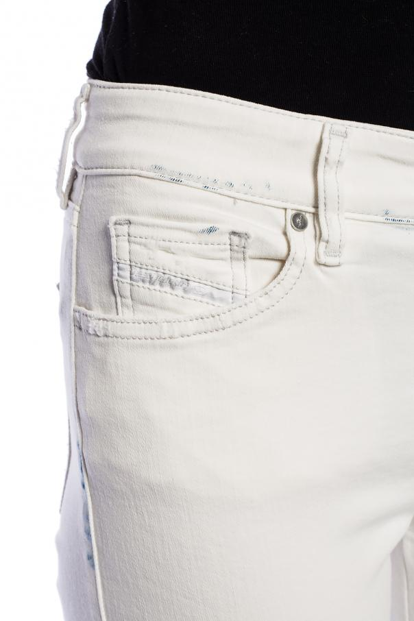 'slandy' skinny jeans od Diesel