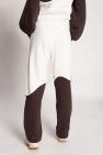 Ganni Organic cotton sweatpants