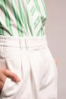 Agnona High-waisted trousers
