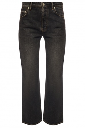 High-waisted jeans od Acne
