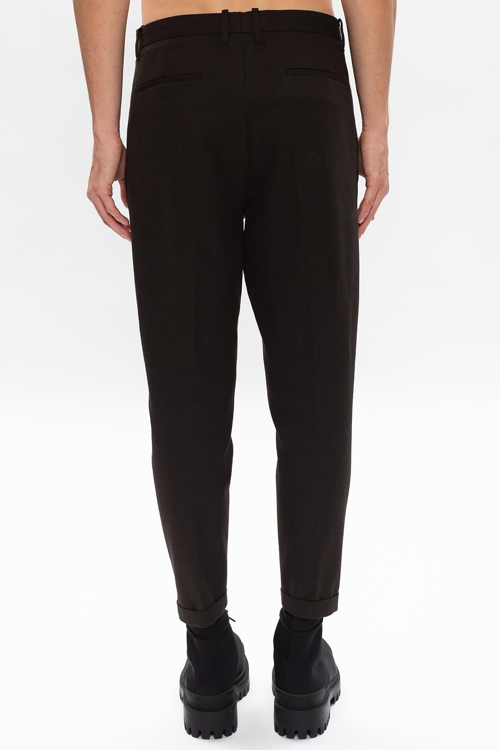 AllSaints 'Tallis' pleat-front trousers