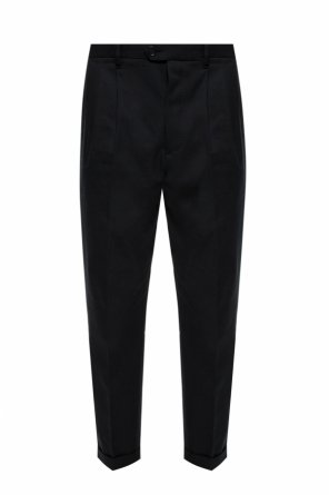 'tallis' trousers with a crease od AllSaints
