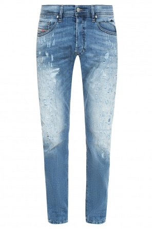 'tepphar' jeans with holes od Diesel