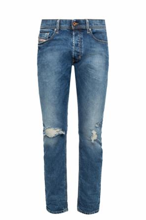 Tepphar' jeans with tears od Diesel