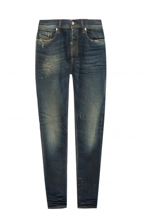 'tepphar' jeans with tears od Diesel
