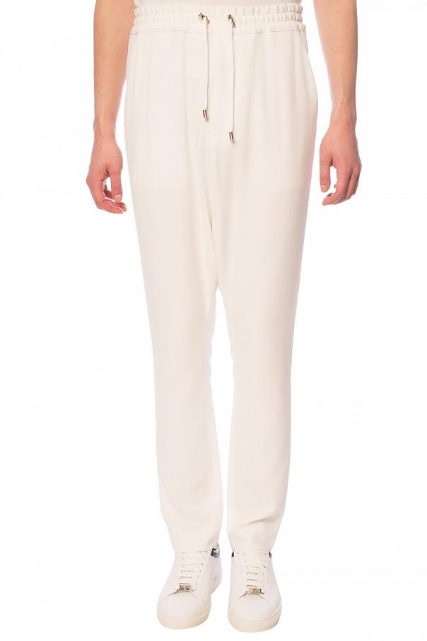 Balmain Spodnie o luźnym kroju Ttld0IIC