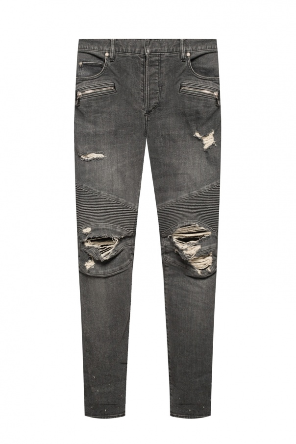 Balmain Jeans with logo