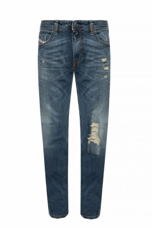 'thommer' stonewashed jeans od Diesel