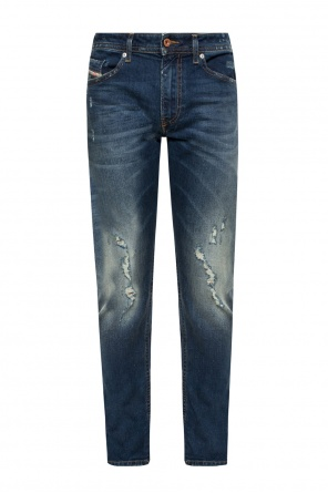 'thommer' jeans with holes od Diesel
