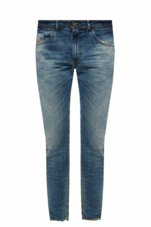 'thommer' distressed jeans od Diesel