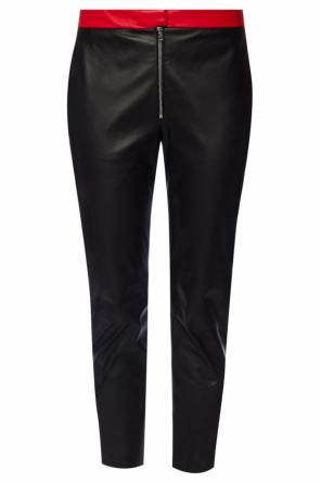 Leather trousers od Victoria Beckham