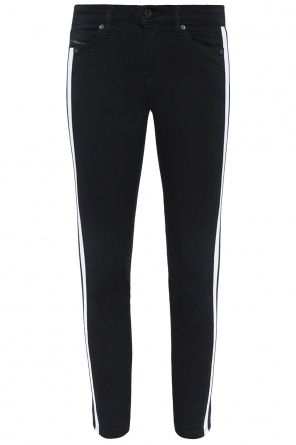 'type-161cb' super skinny jeans od Diesel Black Gold