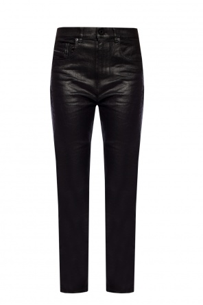 Textured jeans od Diesel Black Gold