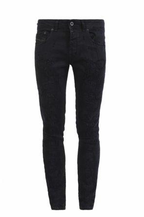 253型牛仔裤 od Diesel Black Gold
