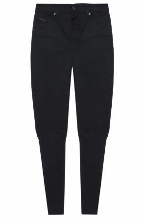 'type-2840' elasticated cuff jeans od Diesel
