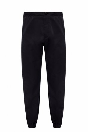 Side-stripe trousers od Etro
