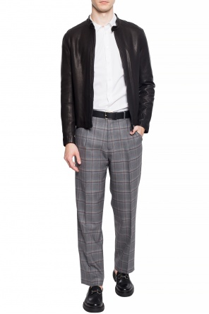 Wool trousers od Etro