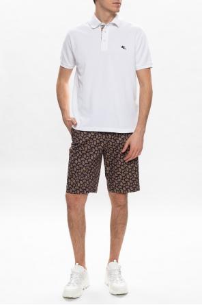 Printed shorts od Etro