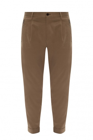 Cotton trousers od Etro