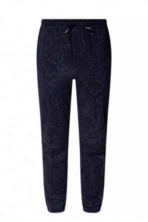 Paisley sweatpants od Etro