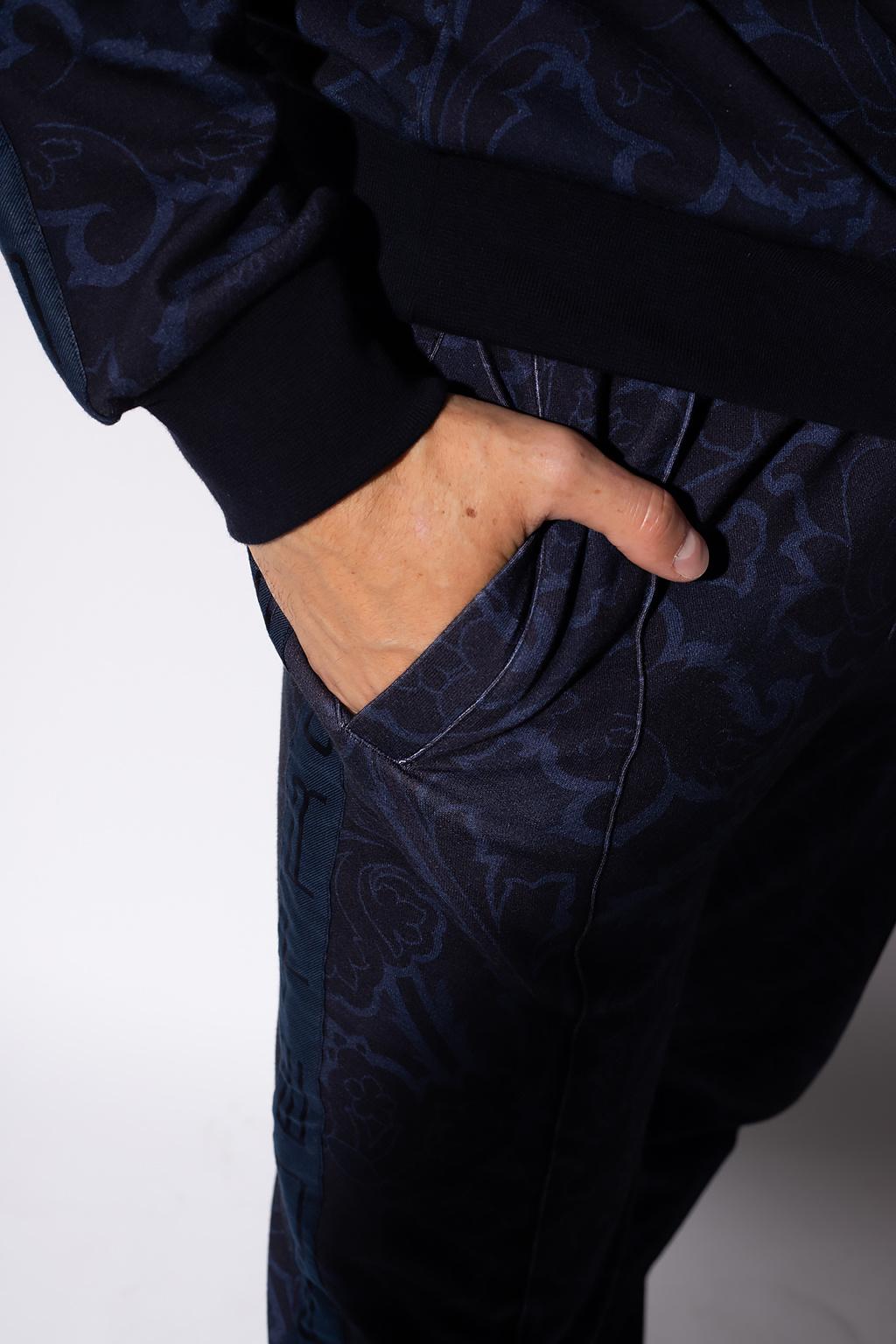 Etro Paisley sweatpants
