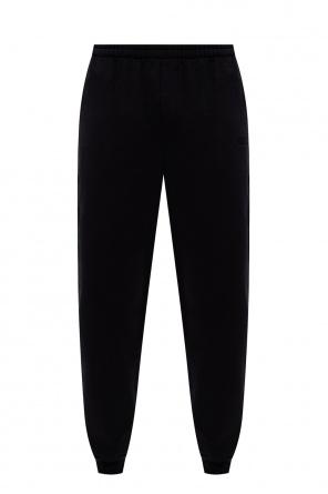 Spodnie dresowe z logo od Vetements
