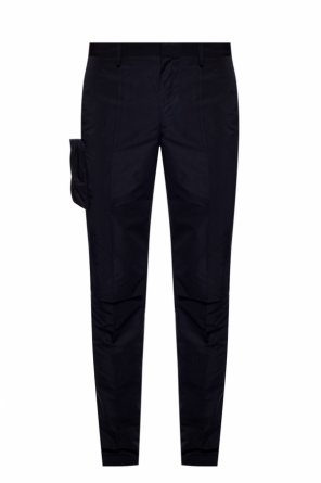Trousers with cut-outs od Undercover
