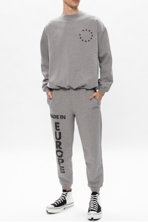 Sweatpants with logo od Vetements