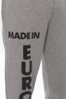 Vetements Sweatpants with logo