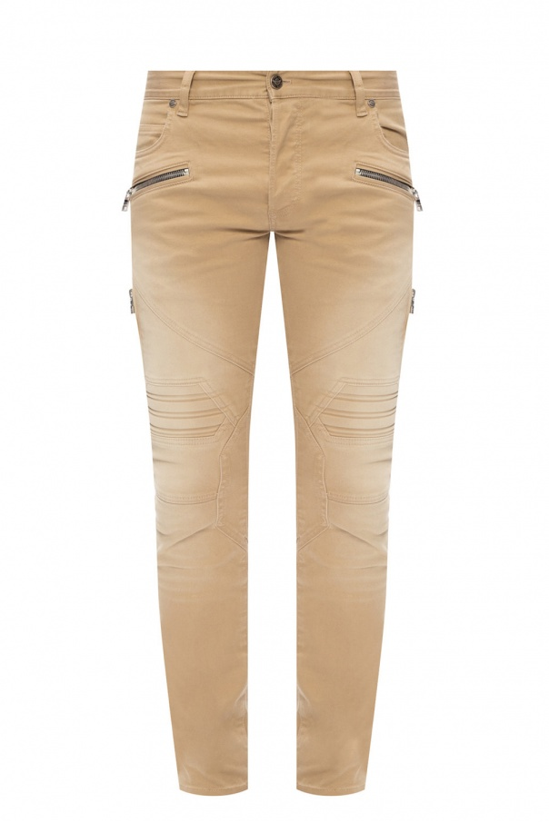 Balmain Trousers with several pockets