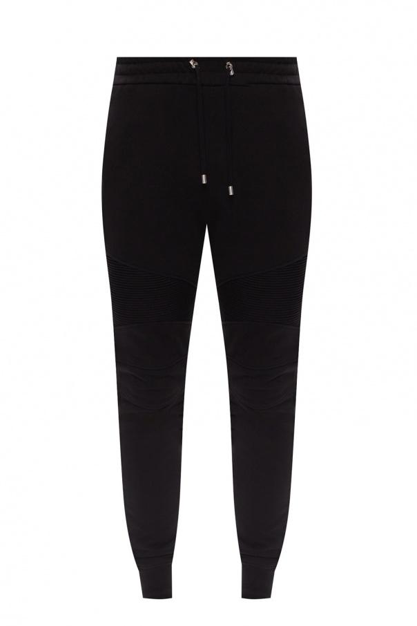 Balmain Printed sweatpants