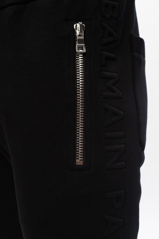 Balmain Logo sweatpants