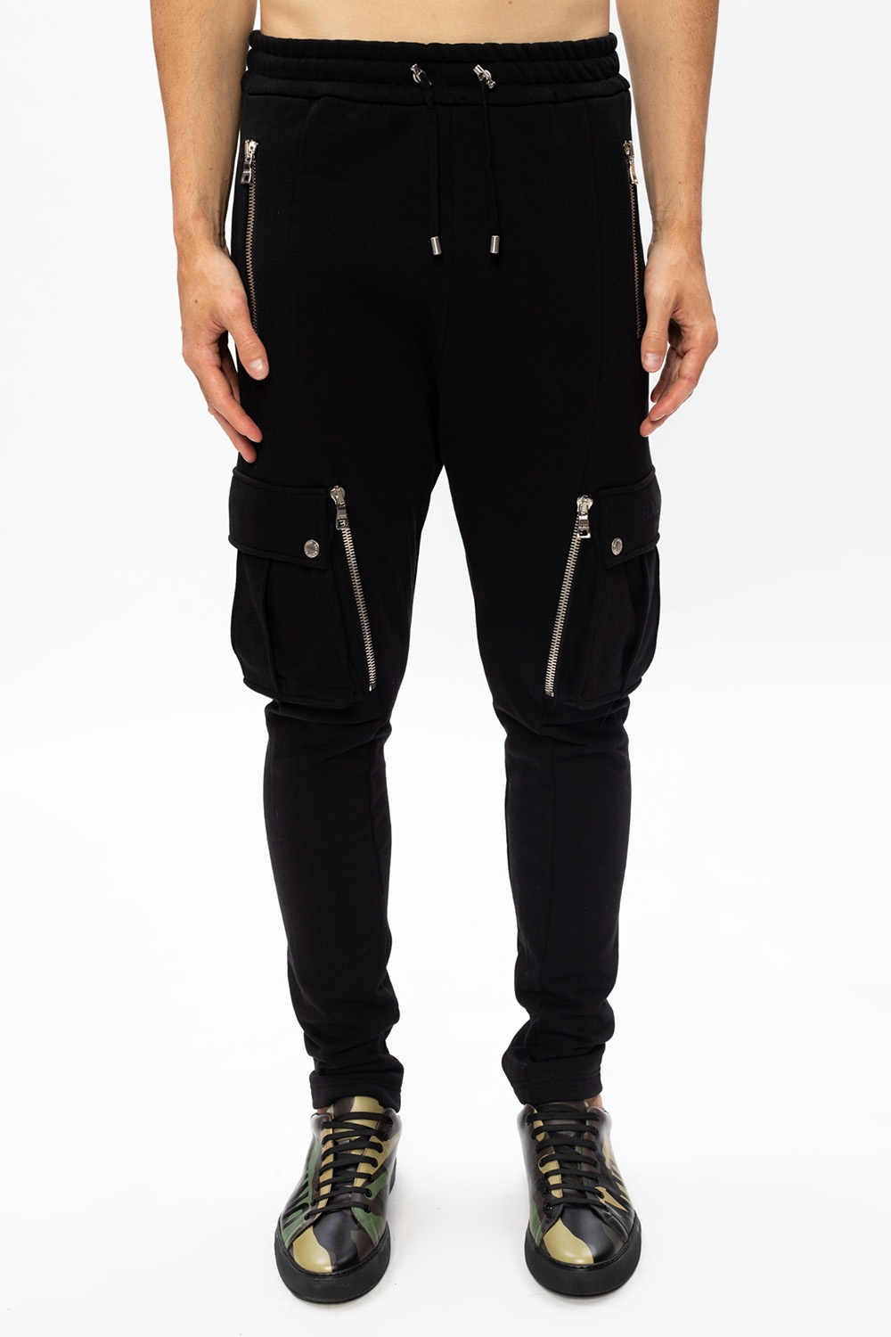 Balmain Sweatpants with pockets