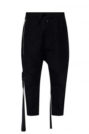 Trousers with logo od Unravel Project